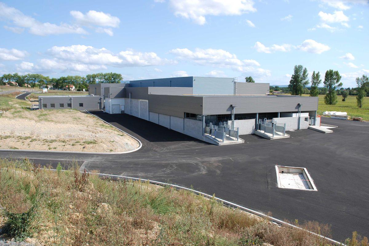 Pièce grande : Zone d'activités de Puylaurens