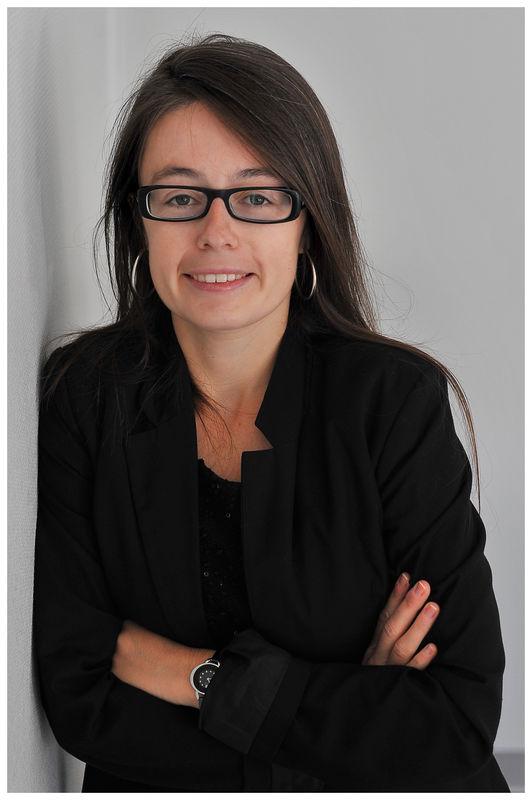 Aurélie HERISSON Chargée de missions