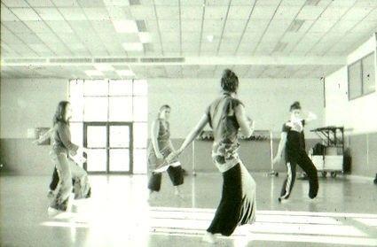 Danses africaines - Cie Aux portes de mots