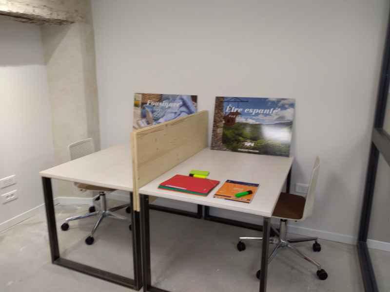 Bureaux de l'open space