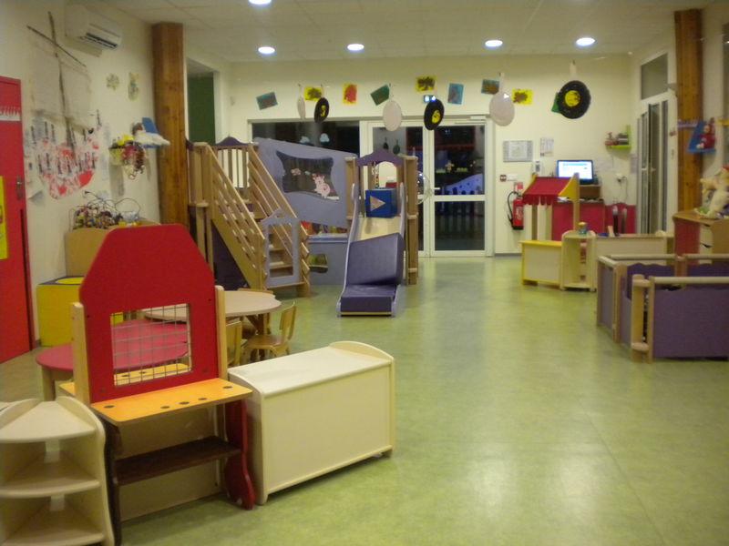 salle de vie - atrium